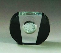 crystal clock,crystal timepiece